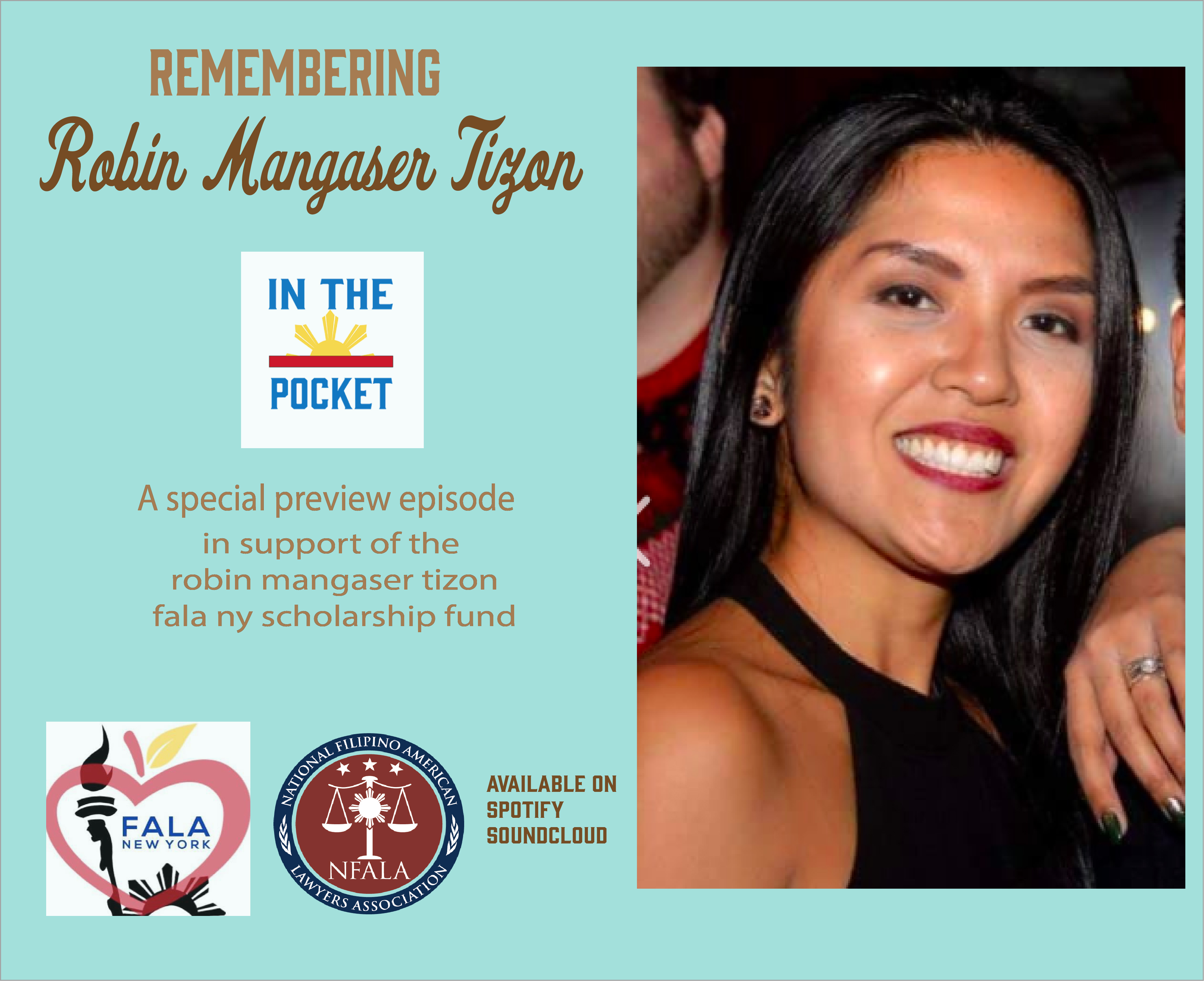 Episode 0.5: Remembering Robin Mangaser Tizon