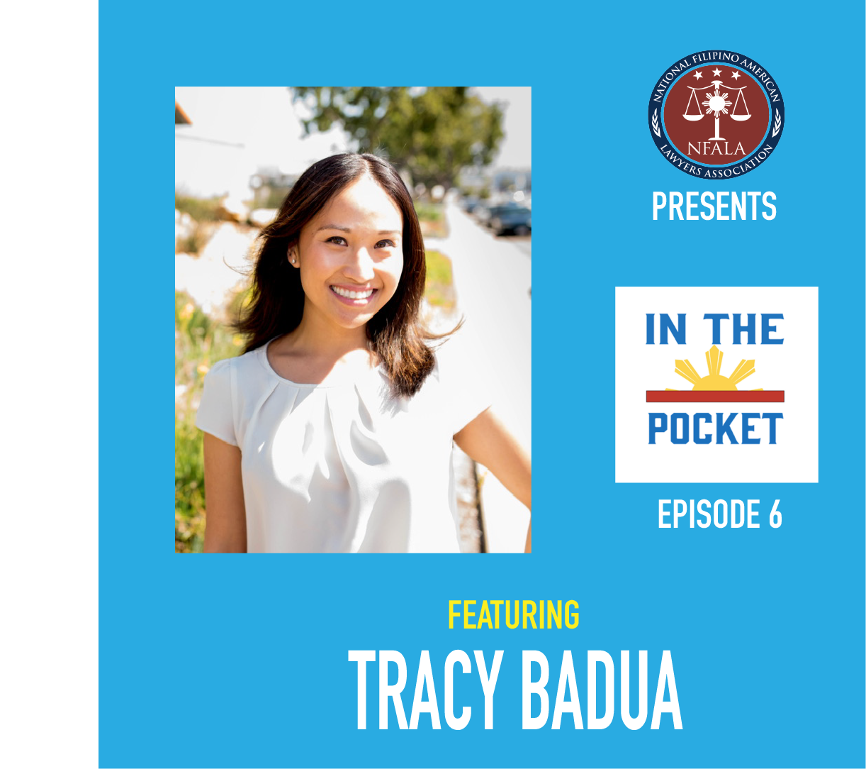 Episode 6 - Tracy Badua